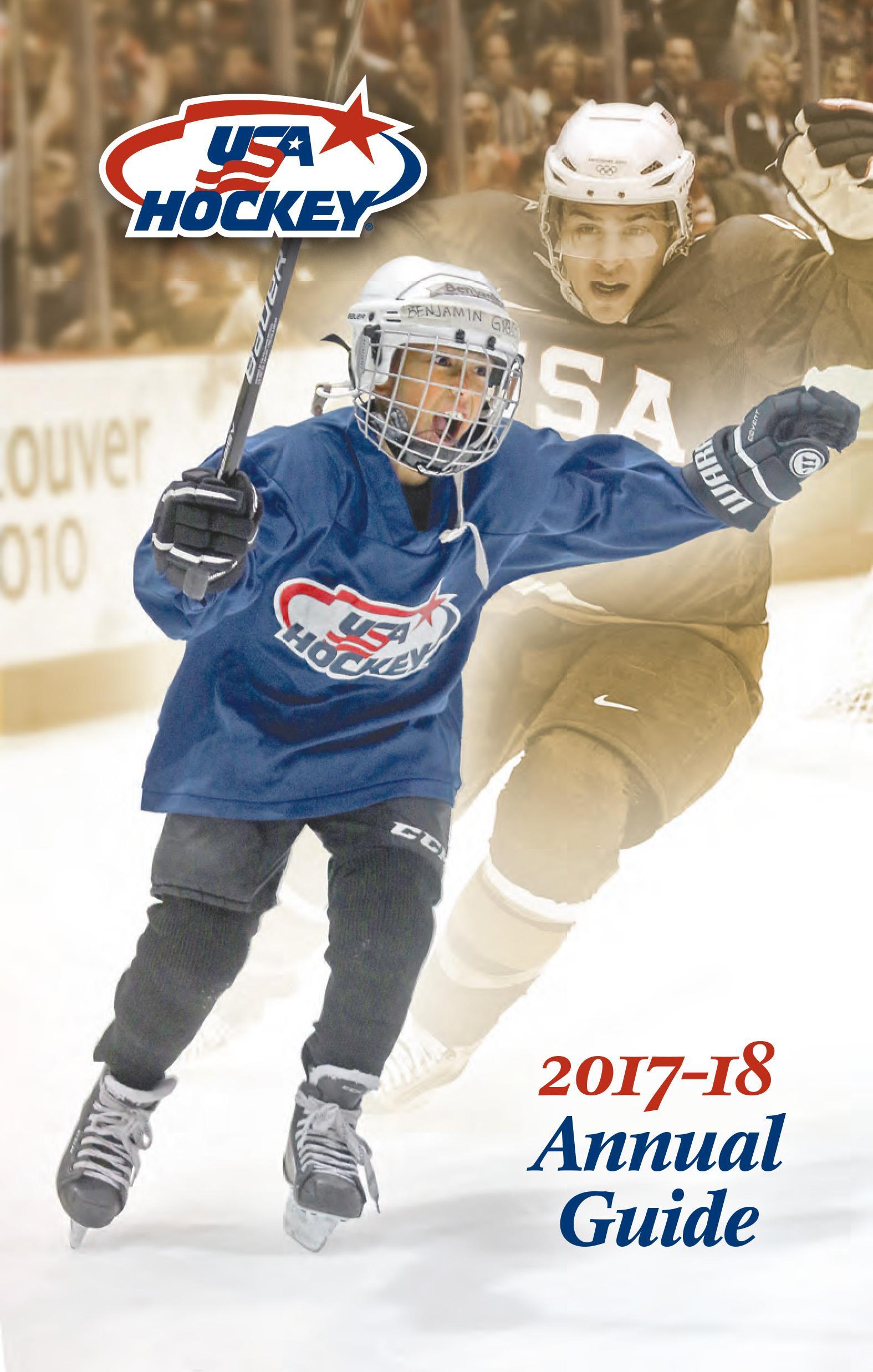 USA Hockey Annual Guide